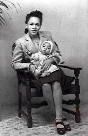 Jimi Hendrix kao beba
