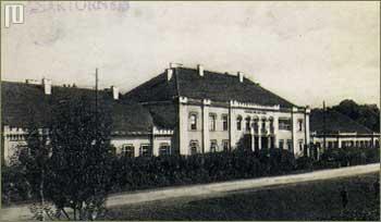 Bolnica 1940. godine