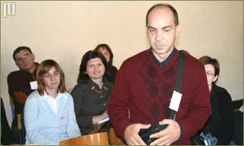 Vladimir Posavec na skupštini HUNP-a