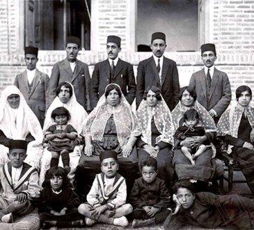 Obitelj Musa, iranski Židovi u Teheranu