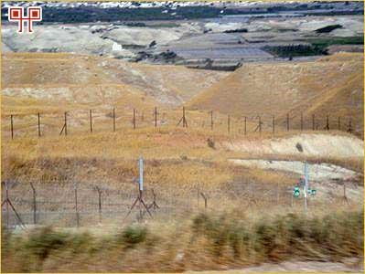 Granica prema Jordanu skoro da bi se mogla i prekoračiti