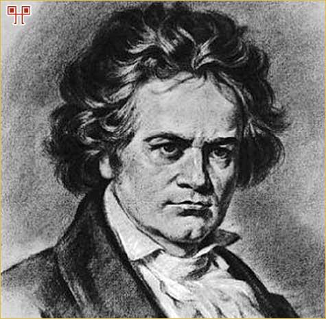 Ludwig van Beethoven, slavni skladatelj stilskog razdoblja klasike, bio je obožavatelj prirode