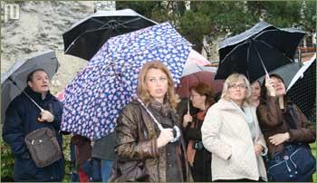 Elena Uljančić-Vekić nas je provela kroz kišni Poreč