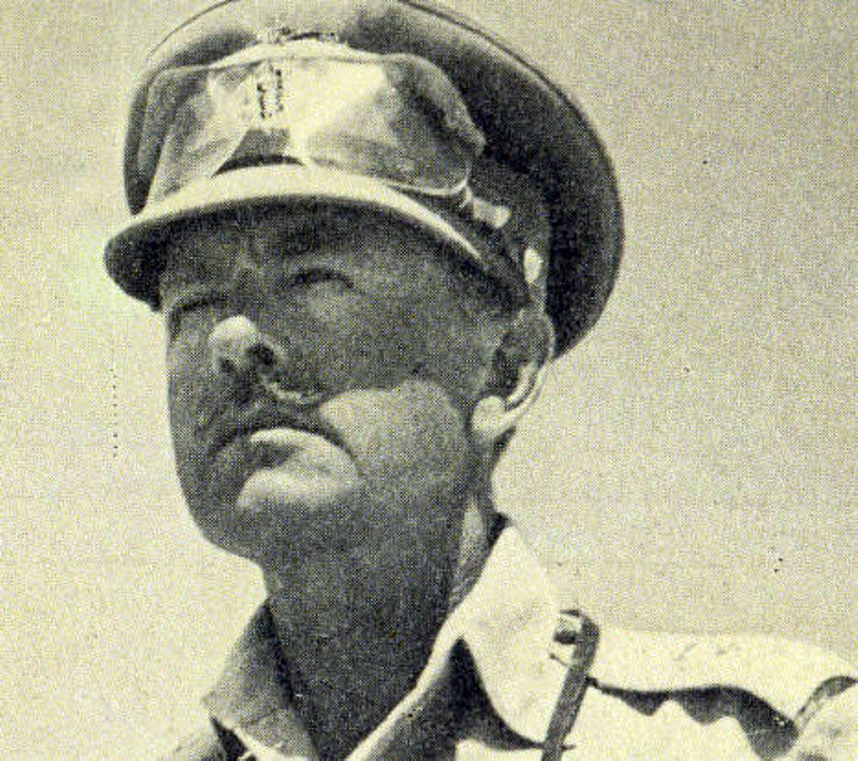 General Harold Alexander, zapovjednik 15. grupe armija