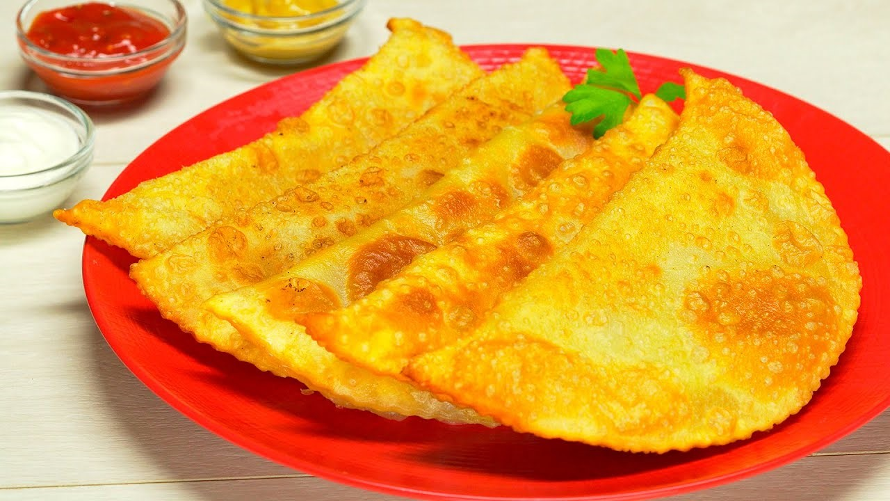 Чебуреки (4853) | Povkusu.com