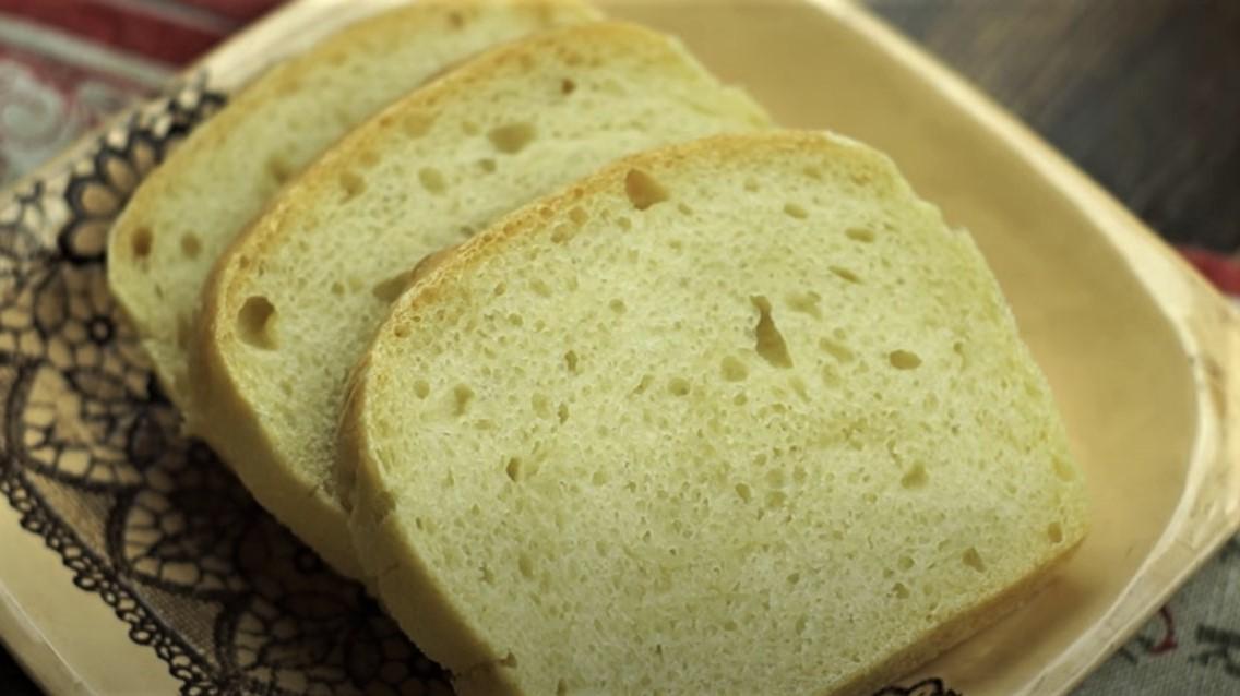Домашний хлеб в духовке (4871) | Povkusu.com
