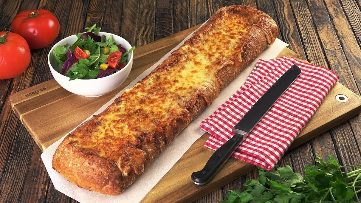 Лазанья в хлебе (4621) | Povkusu.com