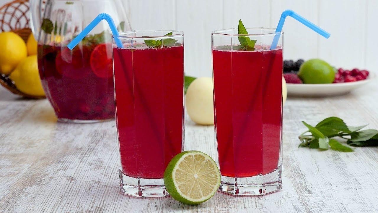 Лимонад из ягод (4369) | Povkusu.com
