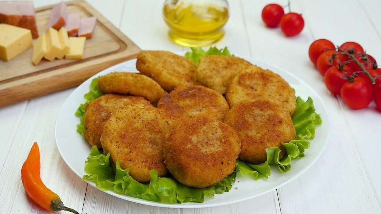 Картофельные зразы с ветчиной (4588) | Povkusu.com