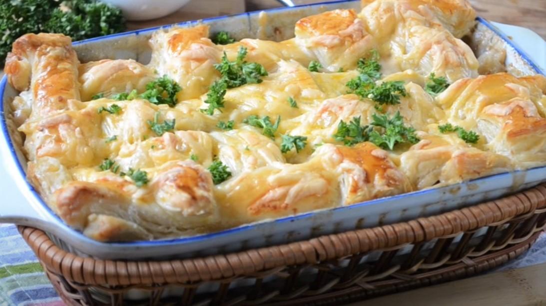 Шведский пирог с фрикадельками (5164) | Povkusu.com