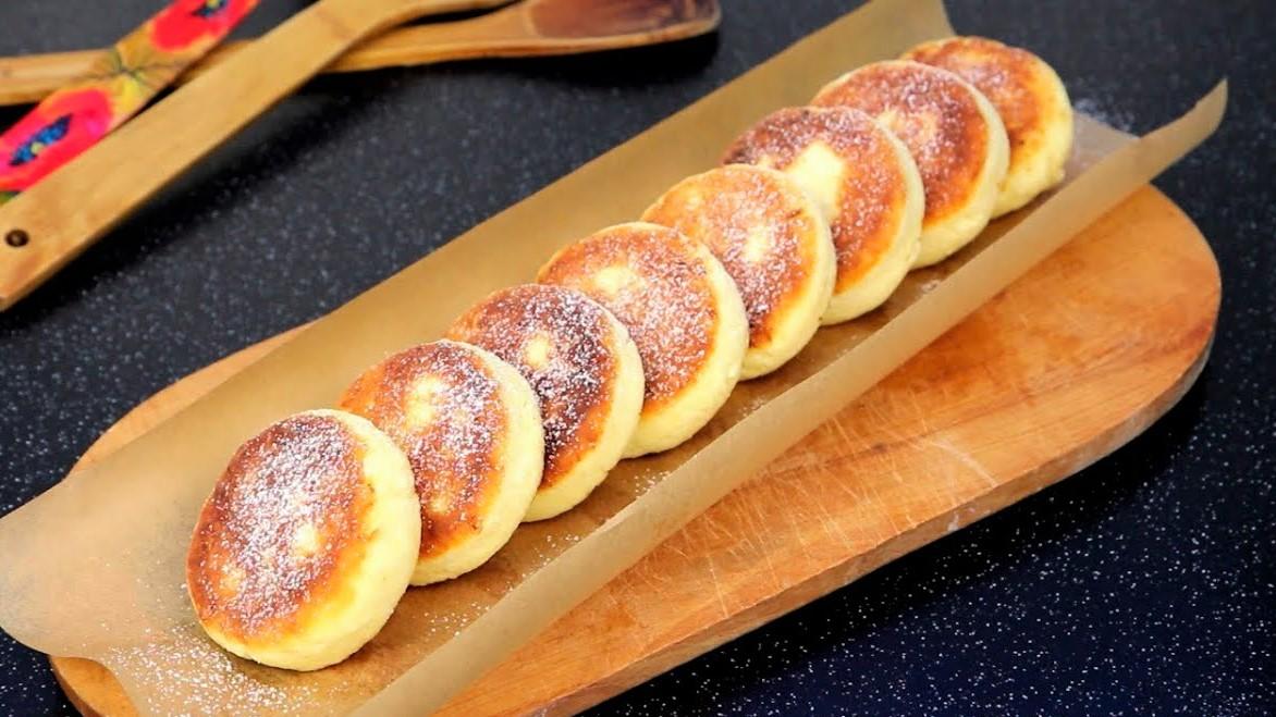 Вкуснейшие сырники на завтрак: справится даже ребенок! (5918) | Povkusu.com