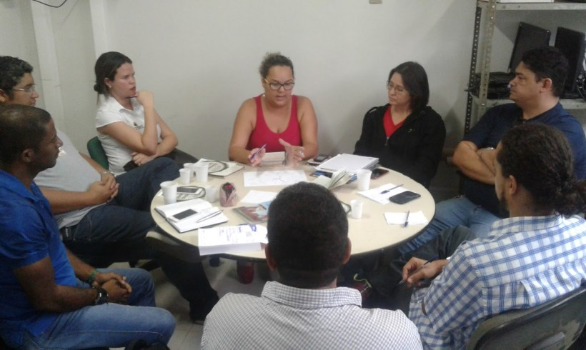 Reunião SETAF Povos da Mata Atlântica do Sul da Bahia