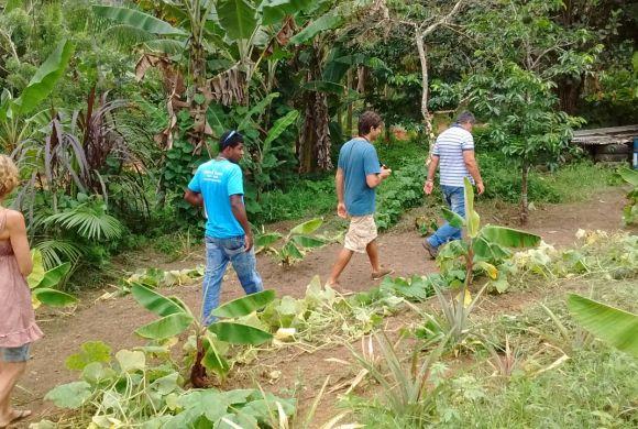 Grupo Conduru recebe visita do comitê de verificação
