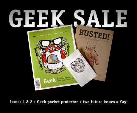 Fray Geek Sale