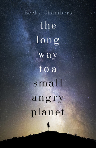 Cover- The Long Way to A SMall Angry Planet
