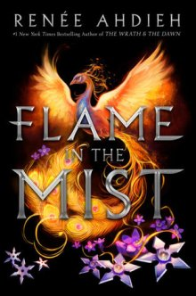 Cover- The Flame in the Mist