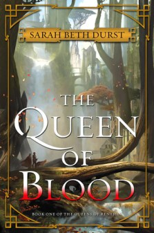 Cover- The Queen of Blood