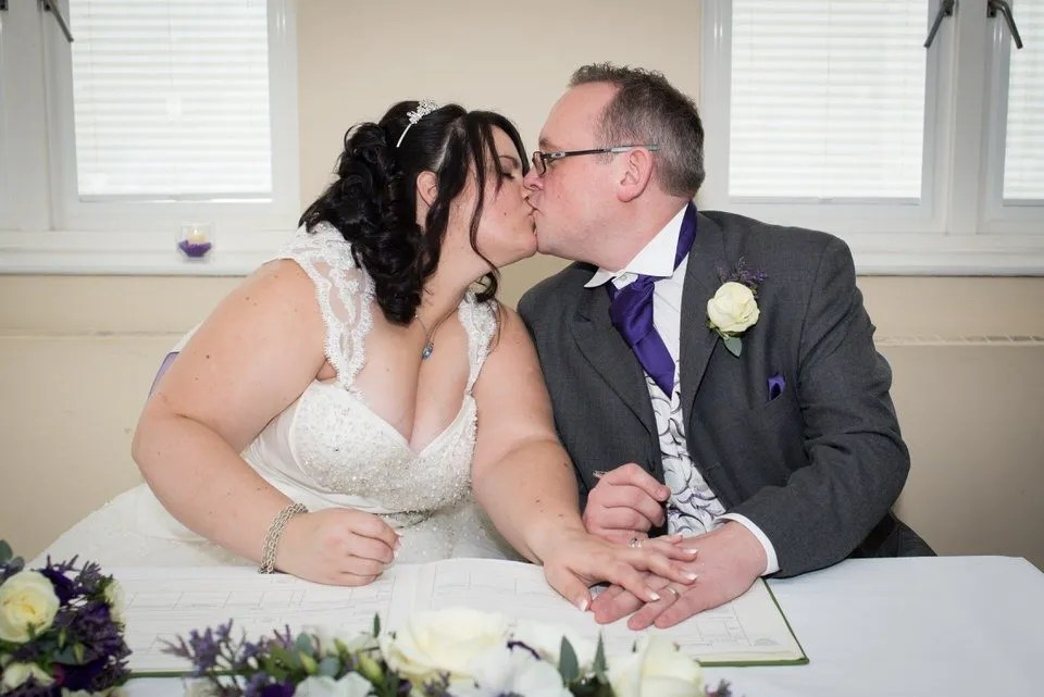 First kiss at Cadbury House in Bristol