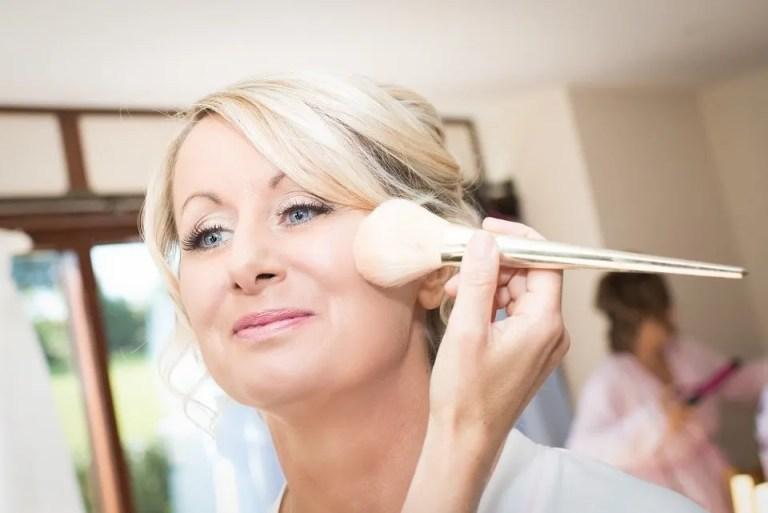 Cumberwell Park wedding makeup