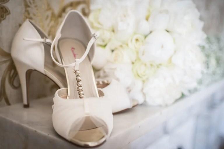 Eastwood Park Wedding shoes