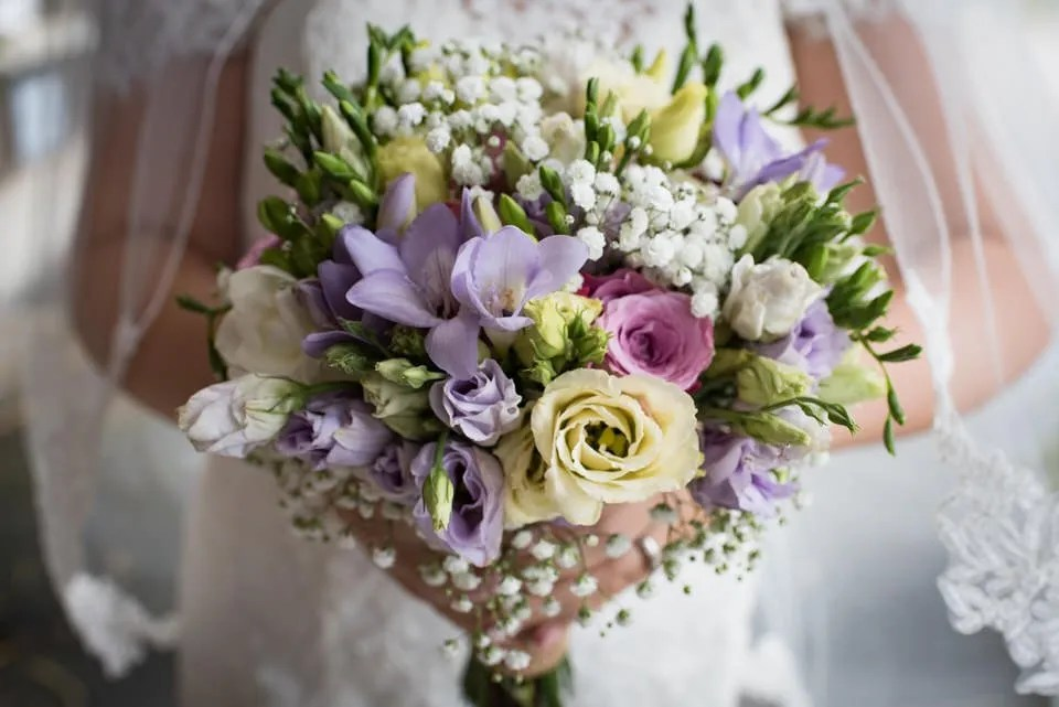 Eastwood Park Wedding flowers