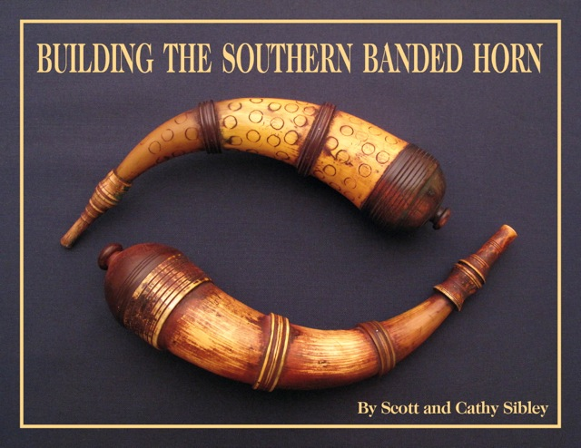 BUILDING THE SOUTHERN BANDED HORN by Scott and Cathy Sibley (1/4)