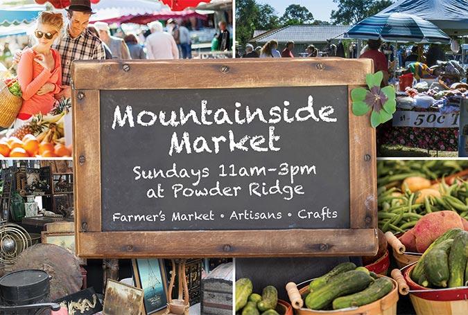 mountainside market powder ridge mountain park resort