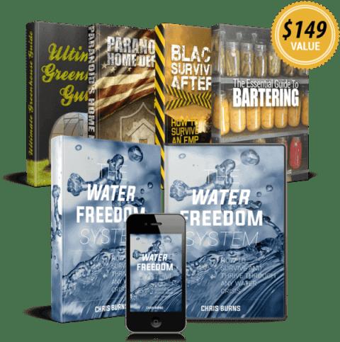 The Water Freedom System bonus