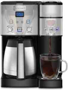 Cuisinart SS-20 Coffee Center 10-Cup Thermal Single-Serve Brewer Coffeemaker