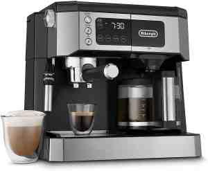 De'Longhi All-in-One combination coffee maker & Espresso machine