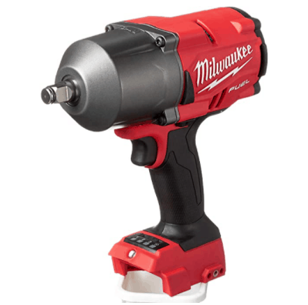 Milwaukee 2767-20 M18 Fuel High Torque ½ -inch impact Wrench with friction Ring.