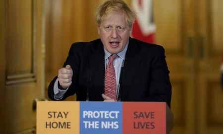 Prime Minister Boris Johnson Again Goes To Self-Quarantine