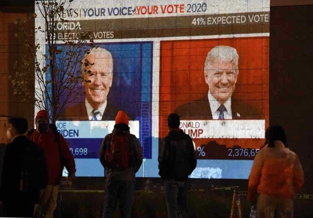 States Fight Each Other Challenging Election Results In Supreme Court