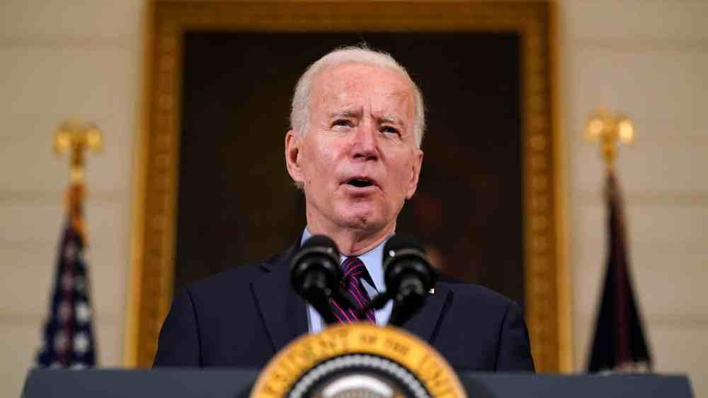 Biden Administration MovesTo Initiate Talks Over Stalled Iran Deal