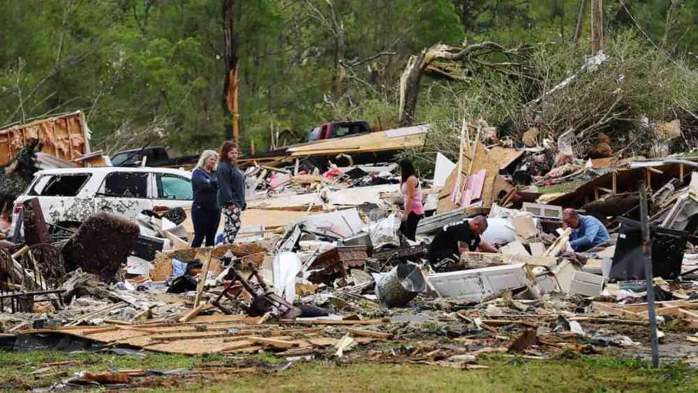 Coastal North Carolina Struck By Tornado, Claimed 3 Lives