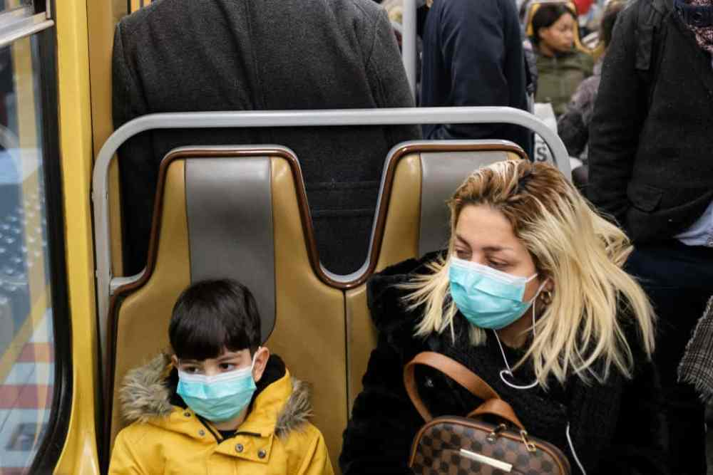 New Orders Imposed By C.D.C Which Asks All Travellers To Wear A Mask