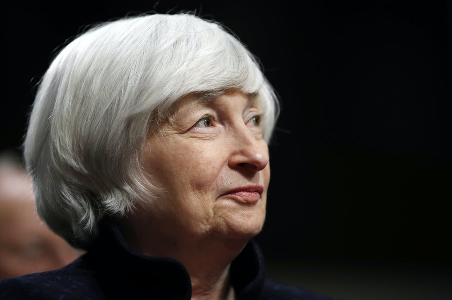 Yellen Says The US Could Reach Full Employment Next Year With Biden's Stimulus Plan