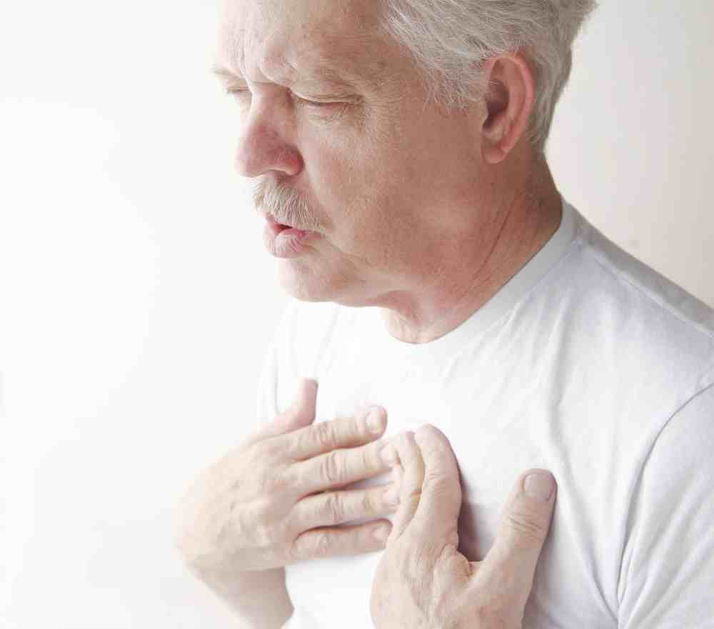 40 Percent Of COPD Patients Reside At Long Distances From The Rehabs