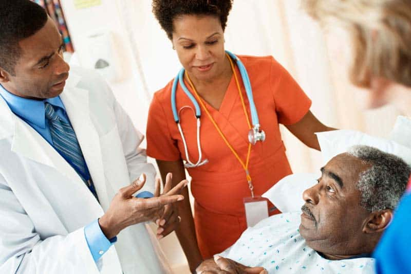 Improving Health-Care Justice And Equity