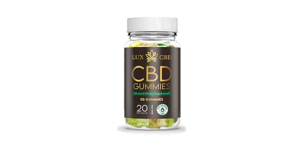 LUX CBD Gummies Reviews