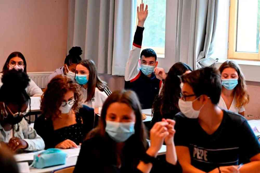 No Mask For Immunized Students And Academics