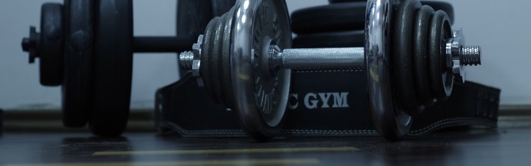 entrenamiento pesas