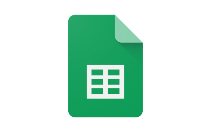 Fogli Google logo