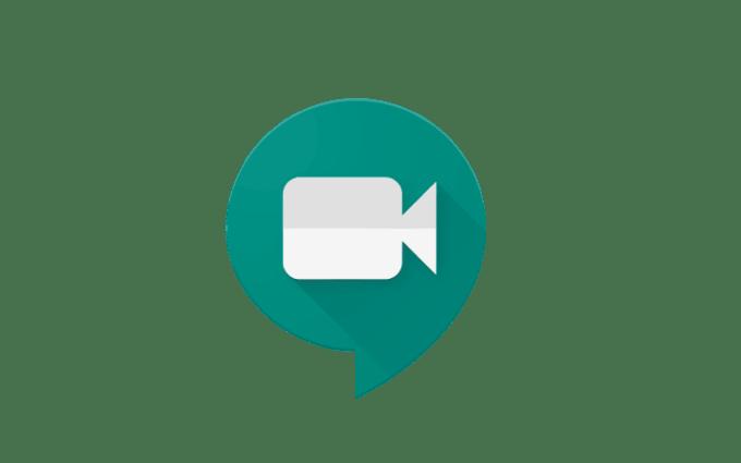 Hangout Meet logo