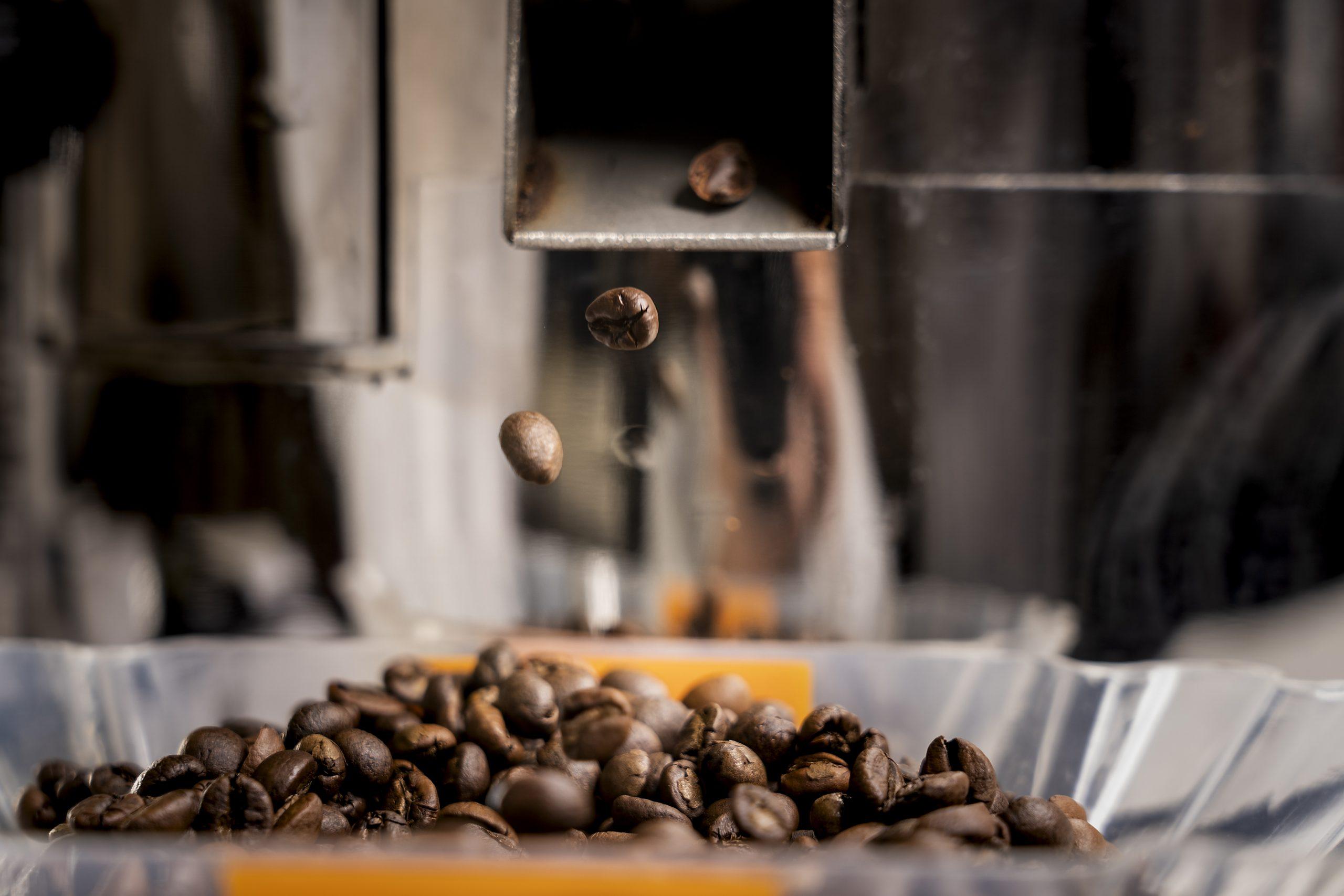 Caffè Borbone - tostarura chicchi di caffè - power2cloud Case study