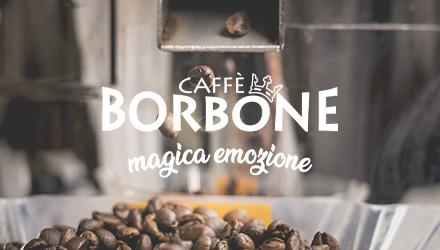 anteprima caffè borbone - power2cloud - social