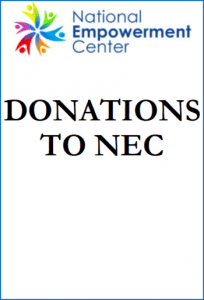 Donations to Support the National Empowerment Center