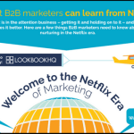 Online Marketing News: Netflix Teaches B2B, Email Benchmarks & Facebook is a Copycat