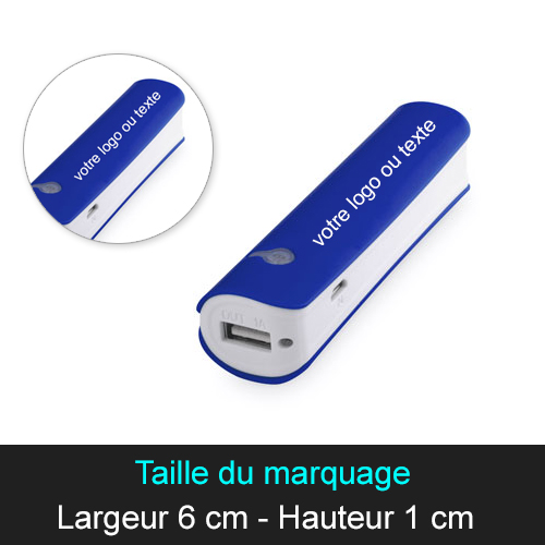 Power Bank Hicer 2000 mAh
