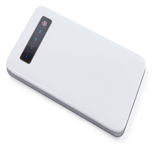 Power Bank Osnel-blanc-4000-mAh